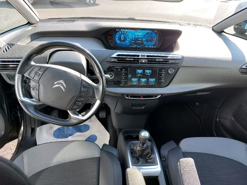 Photo 10 de l'offre de CITROEN C4 PICASSO BLUEHDI 150CH BUSINESS + S&S à 14490€ chez Carlyss automobiles Vitré