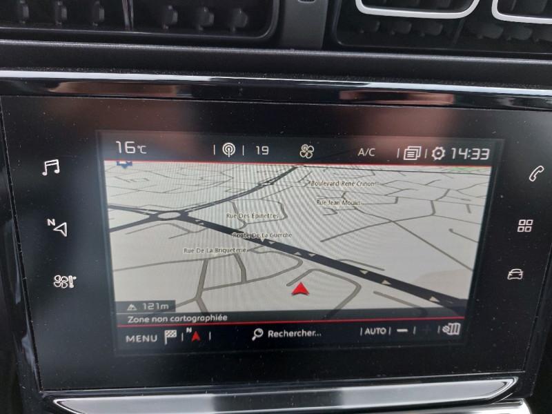 Photo 18 de l'offre de CITROEN C3 AIRCROSS BLUEHDI 120CH S&S SHINE à 12790€ chez Carlyss automobiles Vitré