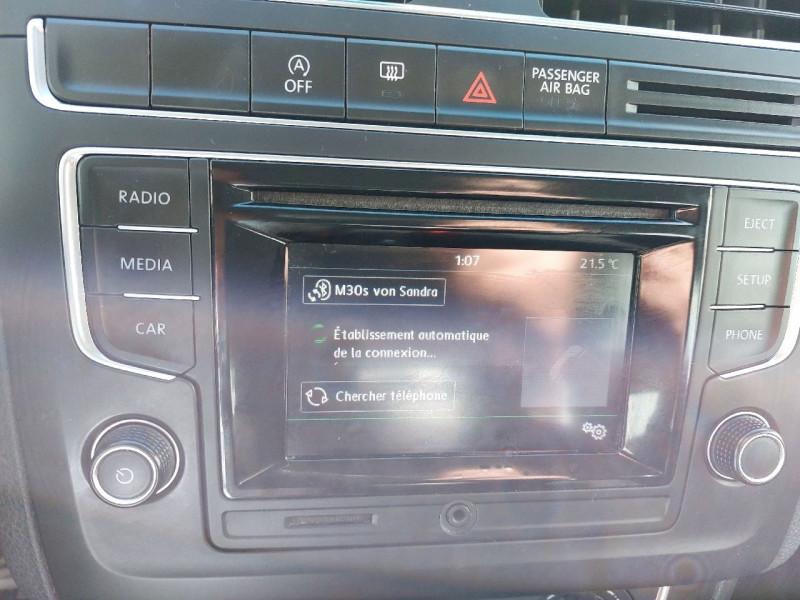 Photo 11 de l'offre de VOLKSWAGEN POLO 1.2 TSI 90CH BLUEMOTION TECHNOLOGY CONFORTLINE 5P à 10790€ chez Carlyss automobiles Vitré