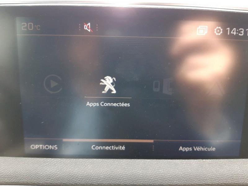 Photo 25 de l'offre de PEUGEOT 5008 2.0 BLUEHDI 180CH S&S GT LINE EAT8 à 25490€ chez Carlyss automobiles Vitré