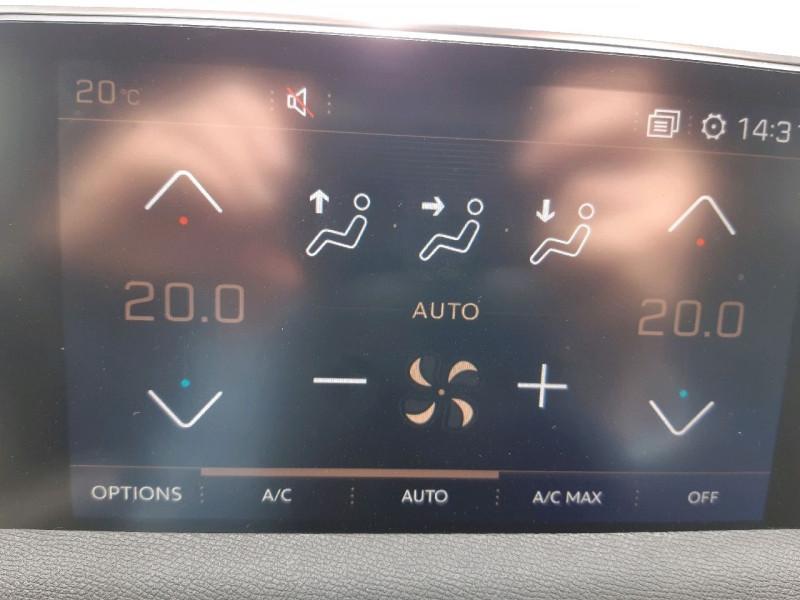 Photo 27 de l'offre de PEUGEOT 5008 2.0 BLUEHDI 180CH S&S GT LINE EAT8 à 25490€ chez Carlyss automobiles Vitré