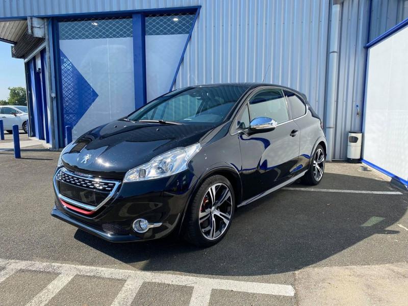 Photo 2 de l'offre de PEUGEOT 208 1.6 THP 200CH GTI 3P à 12990€ chez Carlyss automobiles Vitré