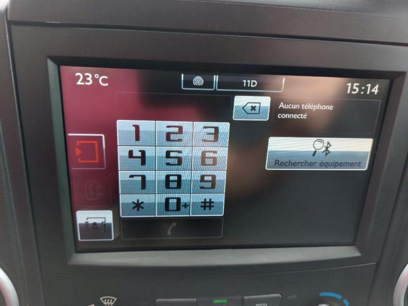 Photo 16 de l'offre de CITROEN BERLINGO BLUEHDI 120CH SHINE S&S à 14990€ chez Carlyss automobiles Vitré