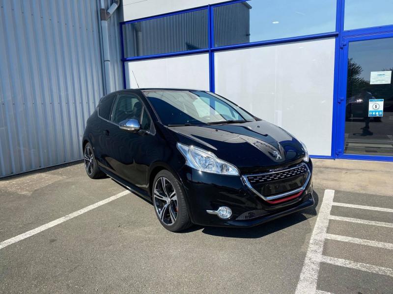 Peugeot 208 1.6 THP 200CH GTI 3P Essence NOIR Occasion à vendre