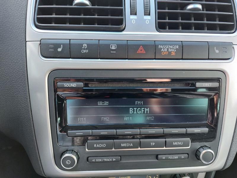 Photo 13 de l'offre de VOLKSWAGEN POLO 1.2 TSI 90CH BLUEMOTION TECHNOLOGY CONFORTLINE 5P à 10490€ chez Carlyss automobiles Vitré