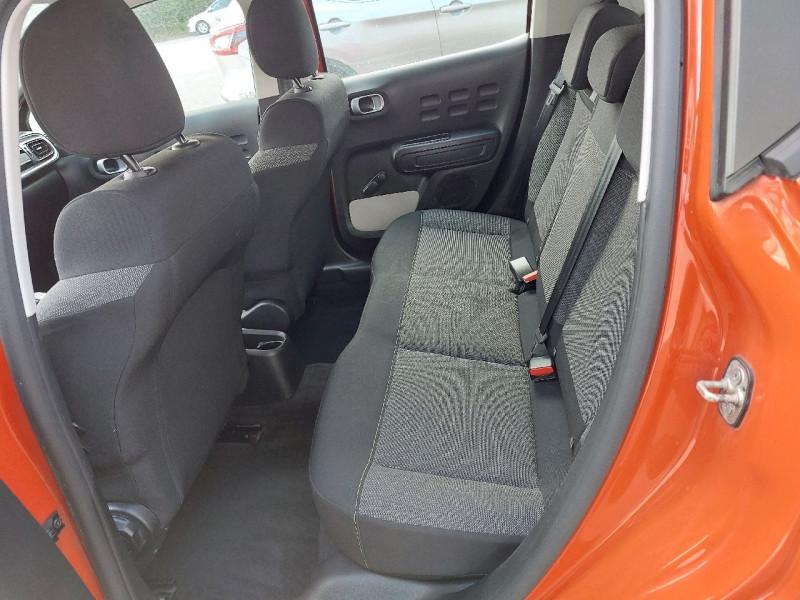 Photo 8 de l'offre de CITROEN C3 PURETECH 82CH FEEL à 9790€ chez Carlyss automobiles Vitré