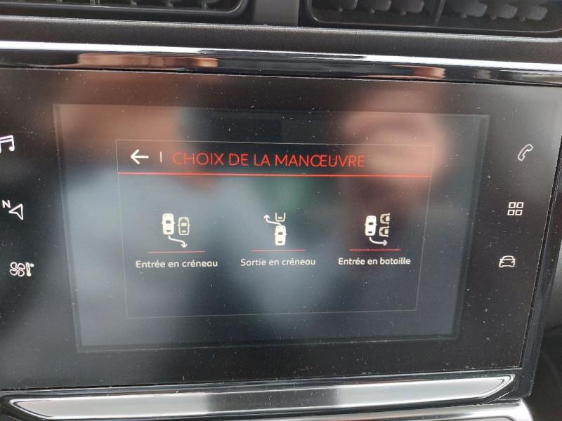 Photo 16 de l'offre de CITROEN C3 AIRCROSS BLUEHDI 120CH S&S SHINE à 12790€ chez Carlyss automobiles Vitré