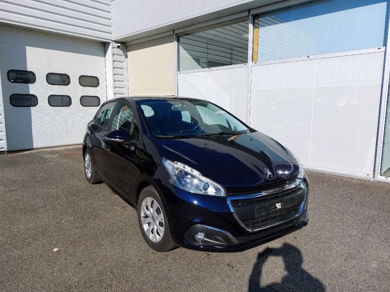 Peugeot 208 1.2 PURETECH 82CH ACTIVE 5P Essence DARK BLUE Occasion à vendre