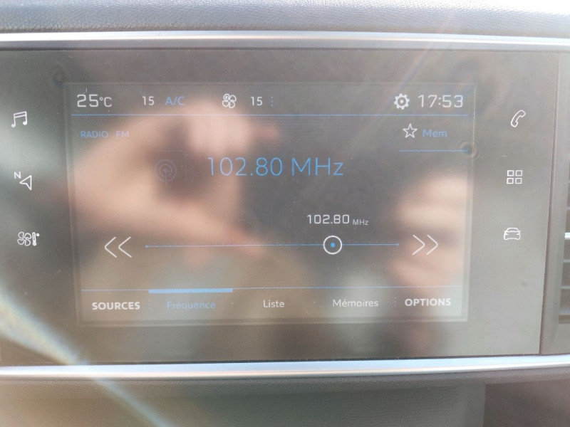 Photo 15 de l'offre de PEUGEOT 308 SW 1.5 BLUEHDI 130CH S&S ALLURE à 16990€ chez Carlyss automobiles Vitré