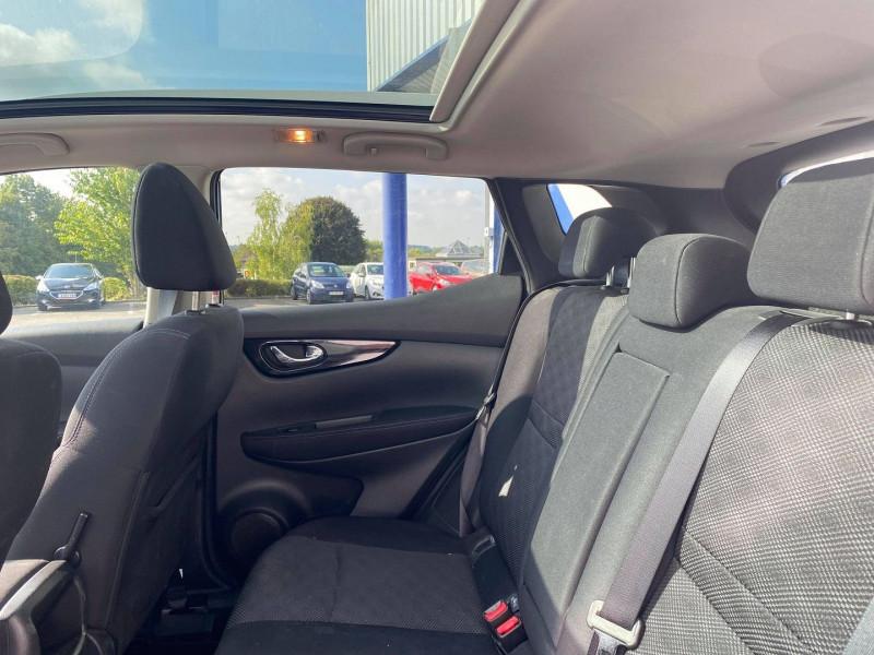 Photo 8 de l'offre de NISSAN QASHQAI 1.5 DCI 110CH CONNECT EDITION EURO6 à 12490€ chez Carlyss automobiles Vitré