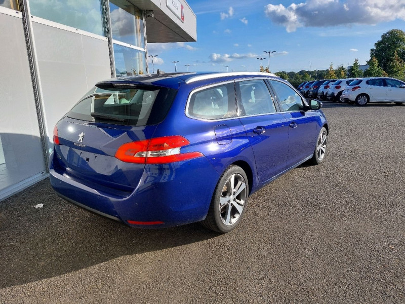 Photo 3 de l'offre de PEUGEOT 308 SW 1.5 BLUEHDI 130CH S&S ALLURE à 16990€ chez Carlyss automobiles Vitré