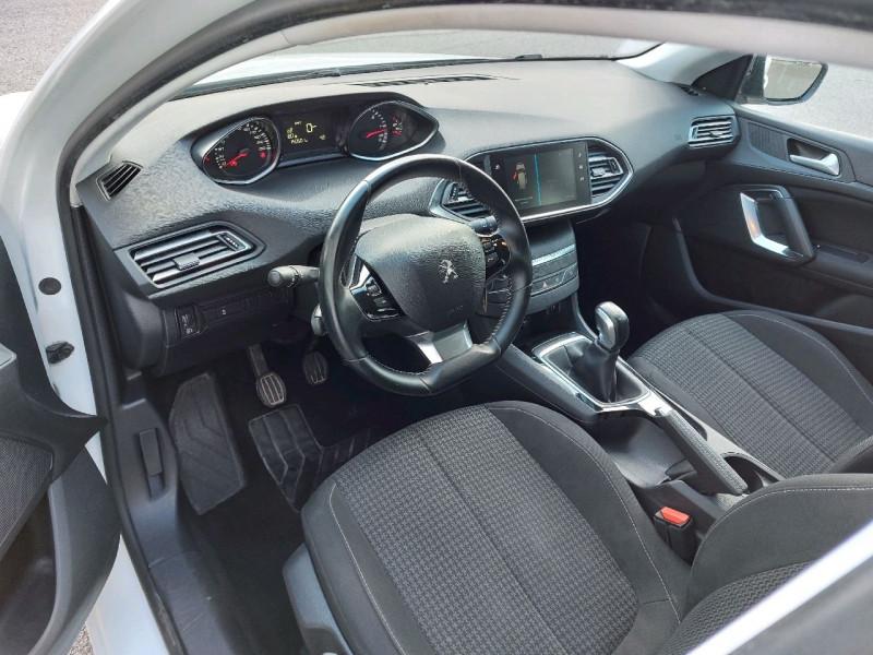 Photo 6 de l'offre de PEUGEOT 308 1.6 BLUEHDI 100CH S&S ACTIVE à 9990€ chez Carlyss automobiles Vitré