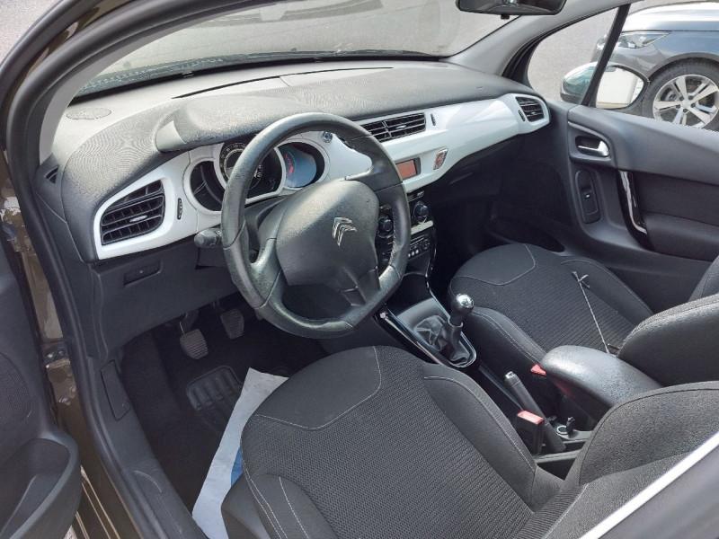 Photo 7 de l'offre de CITROEN C3 1.2 VTI COLLECTION II à 7790€ chez Carlyss automobiles Vitré