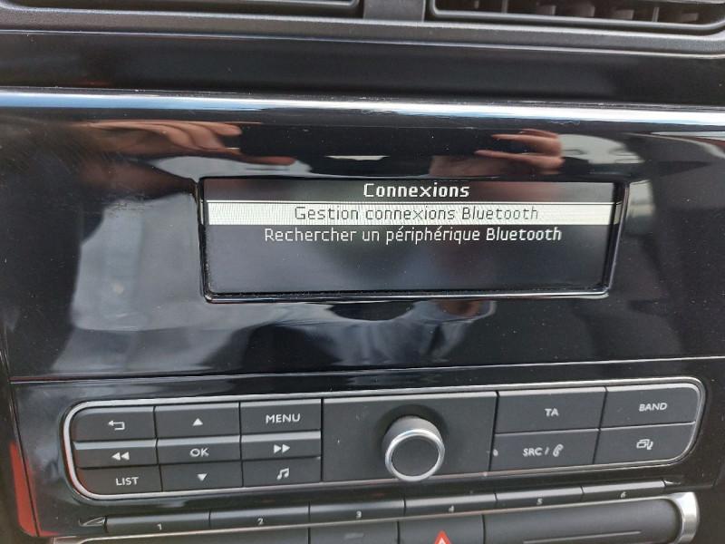 Photo 11 de l'offre de CITROEN C3 PURETECH 82CH FEEL à 9790€ chez Carlyss automobiles Vitré