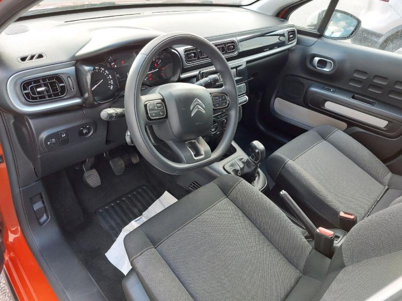 Photo 7 de l'offre de CITROEN C3 PURETECH 82CH FEEL à 9790€ chez Carlyss automobiles Vitré