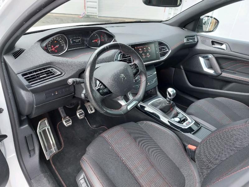 Photo 9 de l'offre de PEUGEOT 308 SW 1.5 BLUEHDI 130CH S&S GT LINE à 16990€ chez Carlyss automobiles Vitré