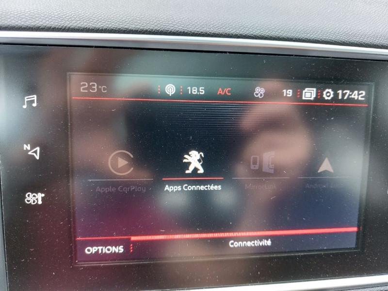 Photo 17 de l'offre de PEUGEOT 308 SW 1.5 BLUEHDI 130CH S&S GT LINE à 16990€ chez Carlyss automobiles Vitré