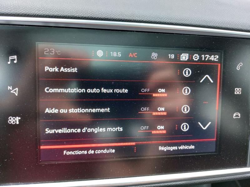 Photo 19 de l'offre de PEUGEOT 308 SW 1.5 BLUEHDI 130CH S&S GT LINE à 16990€ chez Carlyss automobiles Vitré