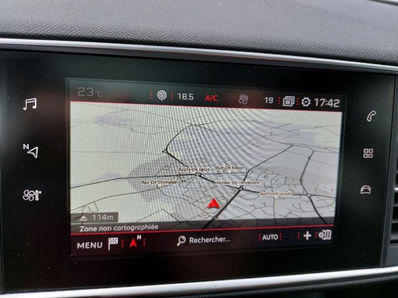 Photo 15 de l'offre de PEUGEOT 308 SW 1.5 BLUEHDI 130CH S&S GT LINE à 16990€ chez Carlyss automobiles Vitré