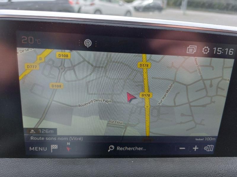 Photo 20 de l'offre de PEUGEOT 3008 2.0 BLUEHDI 150CH GT LINE S&S à 23990€ chez Carlyss automobiles Vitré