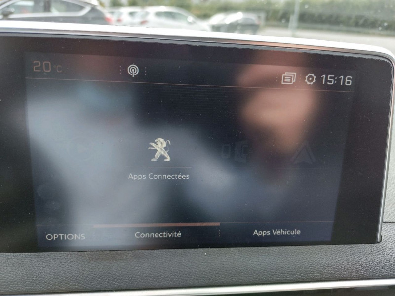 Photo 23 de l'offre de PEUGEOT 3008 2.0 BLUEHDI 150CH GT LINE S&S à 23990€ chez Carlyss automobiles Vitré