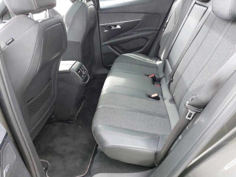 Photo 11 de l'offre de PEUGEOT 3008 2.0 BLUEHDI 150CH GT LINE S&S à 23990€ chez Carlyss automobiles Vitré