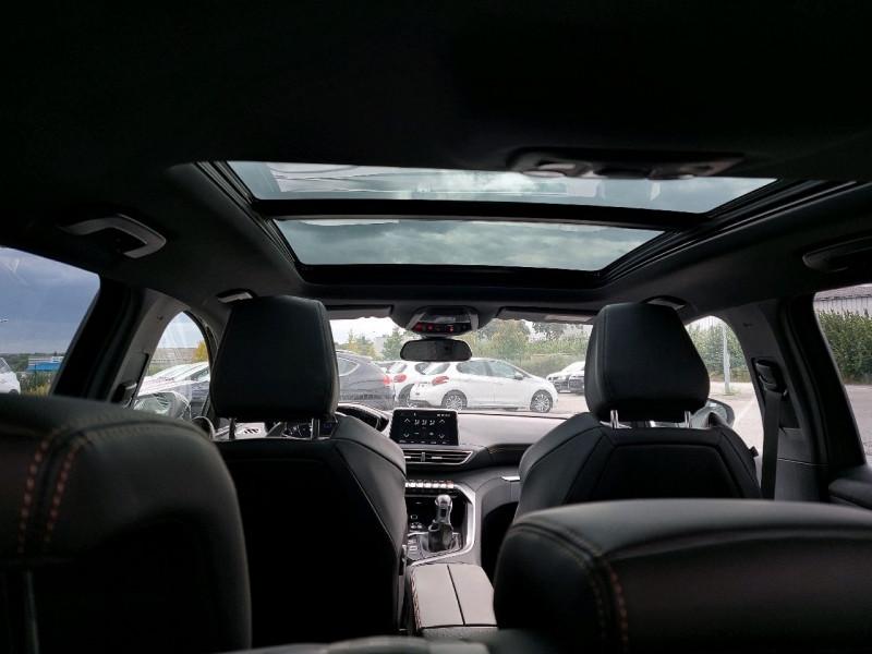 Photo 9 de l'offre de PEUGEOT 3008 2.0 BLUEHDI 150CH GT LINE S&S à 23990€ chez Carlyss automobiles Vitré