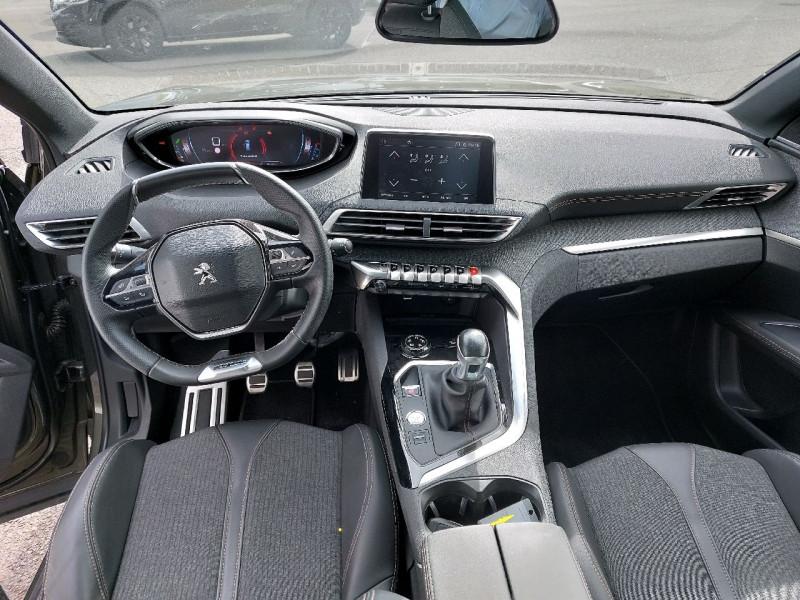 Photo 12 de l'offre de PEUGEOT 3008 2.0 BLUEHDI 150CH GT LINE S&S à 23990€ chez Carlyss automobiles Vitré
