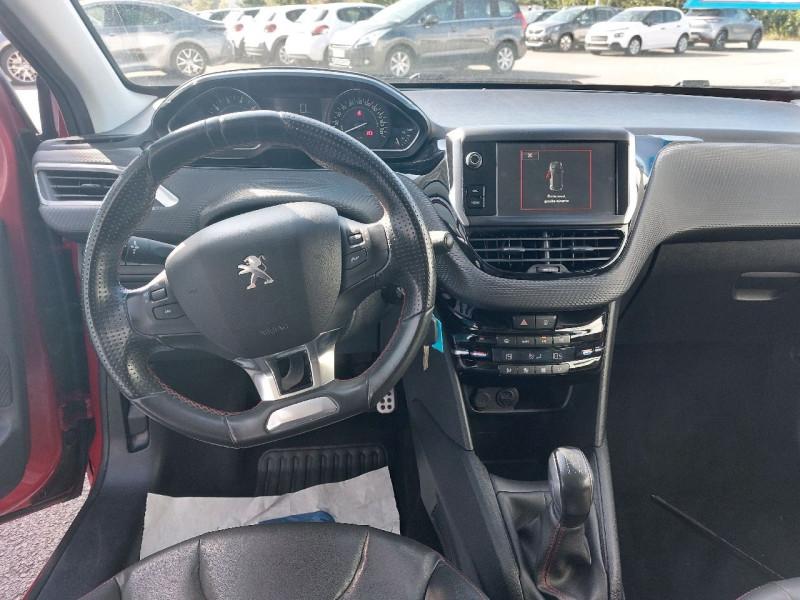 Photo 8 de l'offre de PEUGEOT 208 1.2 PURETECH 110CH GT LINE S&S 3P à 10290€ chez Carlyss automobiles Vitré