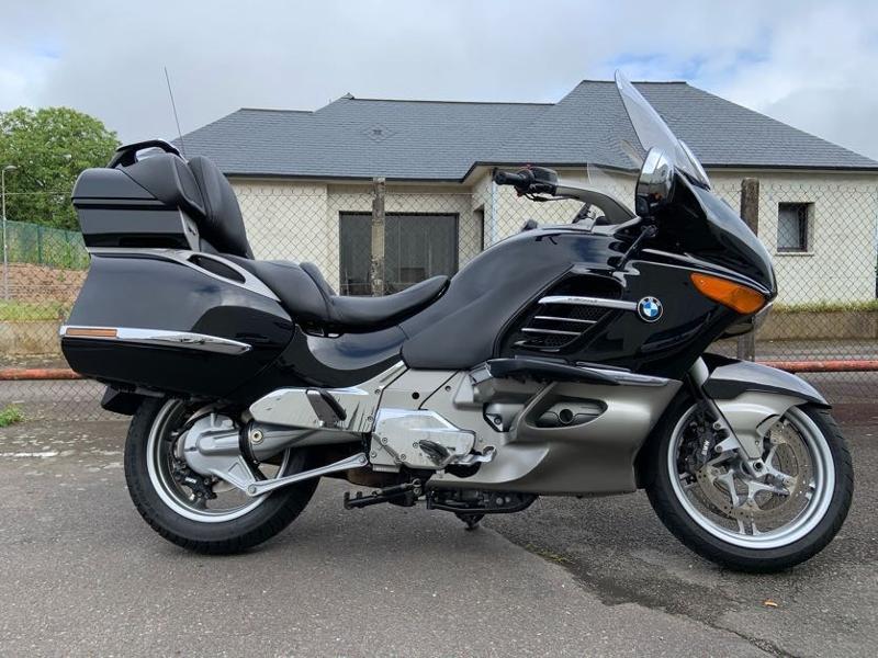Bmw K 1200 LT ABS Int. FULL Essence NOIR Occasion à vendre