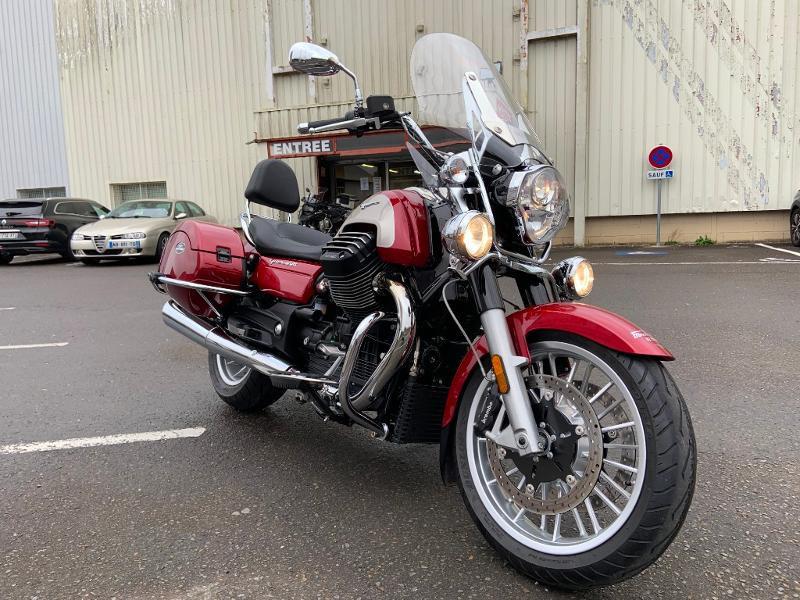 Photo 7 de l'offre de MOTO-GUZZI California 1400 Touring ABS 1ERE MAIN à 16990€ chez Franck motos