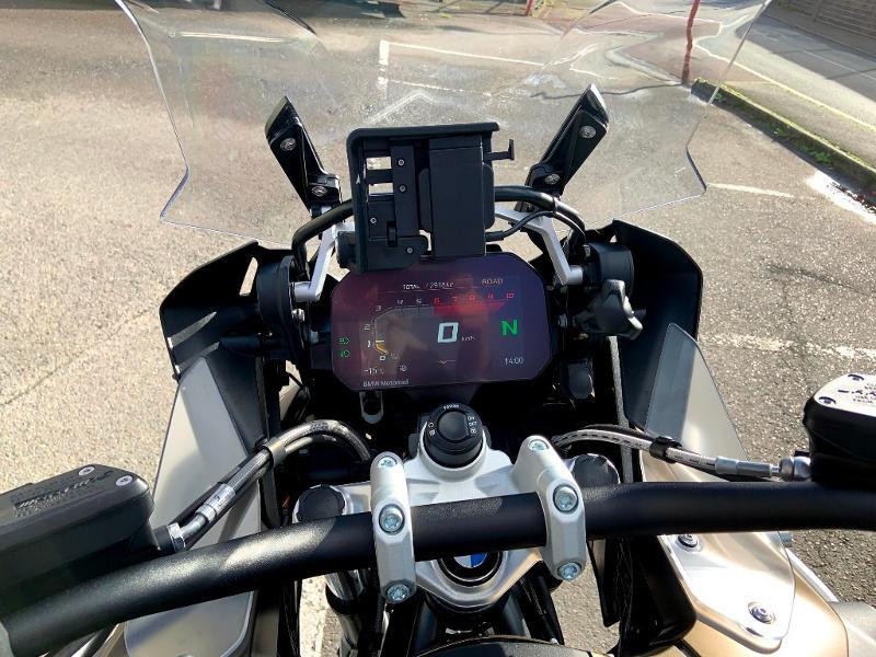 Photo 9 de l'offre de BMW R 1250 GS Adventure full Style Exclusif 1ere main à 22990€ chez Franck motos