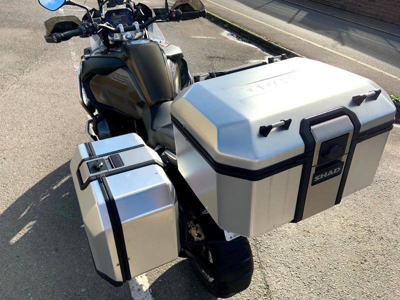 Photo 7 de l'offre de BMW R 1250 GS Adventure full Style Exclusif 1ere main à 22990€ chez Franck motos