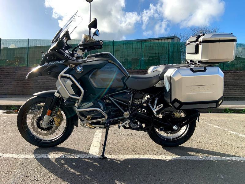 Photo 3 de l'offre de BMW R 1250 GS Adventure full Style Exclusif 1ere main à 22990€ chez Franck motos