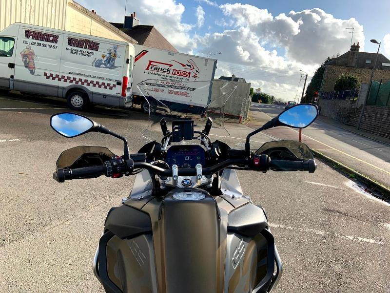 Photo 6 de l'offre de BMW R 1250 GS Adventure full Style Exclusif 1ere main à 22990€ chez Franck motos