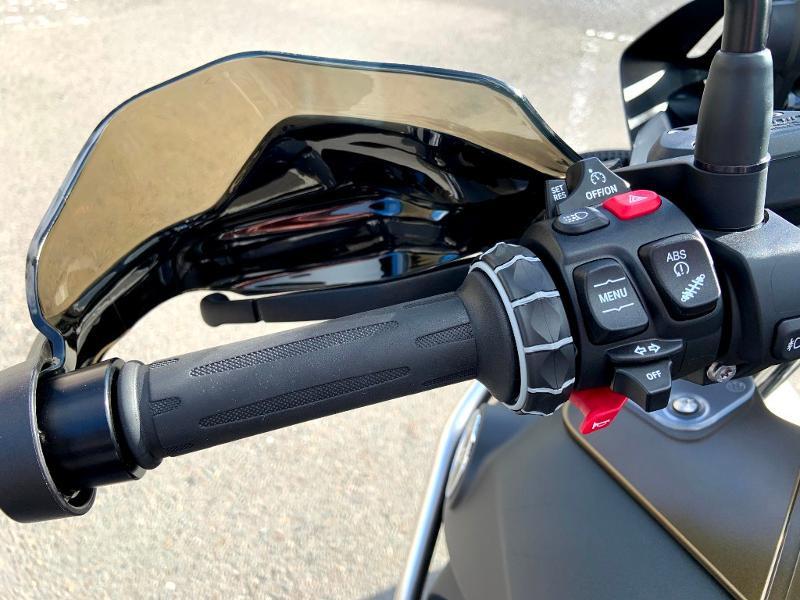 Photo 8 de l'offre de BMW R 1250 GS Adventure full Style Exclusif 1ere main à 22990€ chez Franck motos