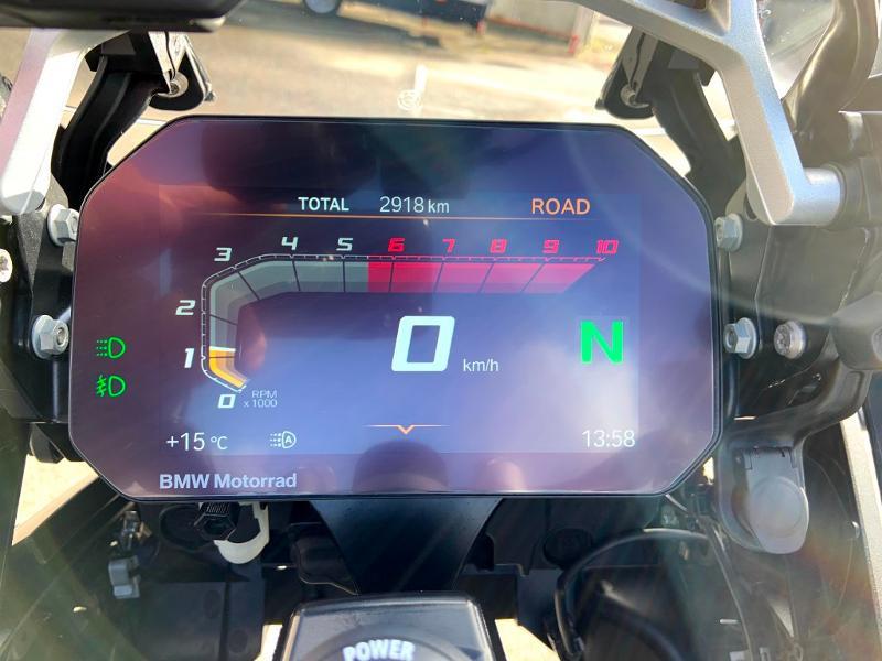 Photo 10 de l'offre de BMW R 1250 GS Adventure full Style Exclusif 1ere main à 22990€ chez Franck motos