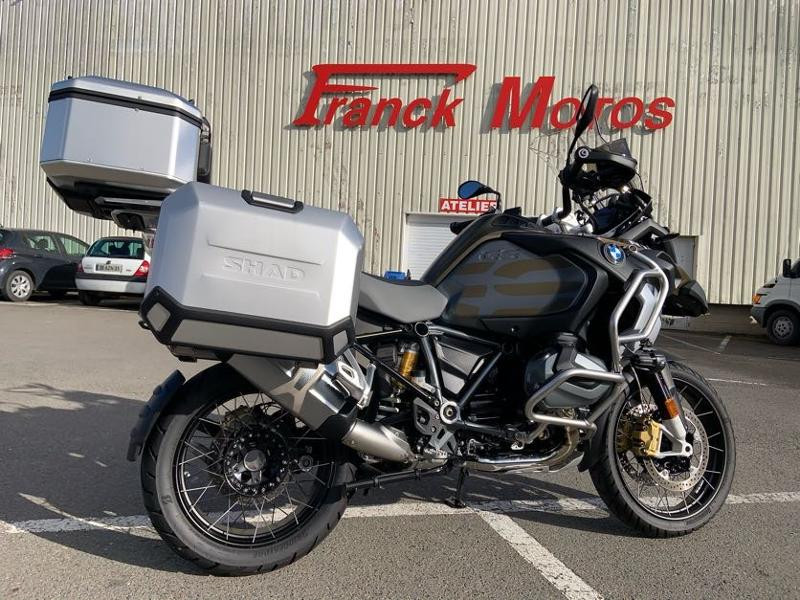 Bmw R 1250 GS Adventure full Style Exclusif 1ere main Essence KALAMATA Occasion à vendre