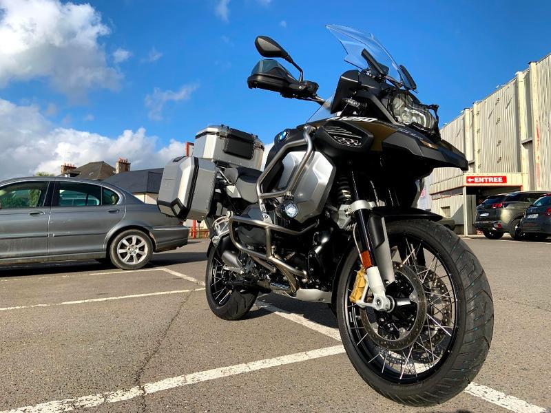 Photo 2 de l'offre de BMW R 1250 GS Adventure full Style Exclusif 1ere main à 22990€ chez Franck motos