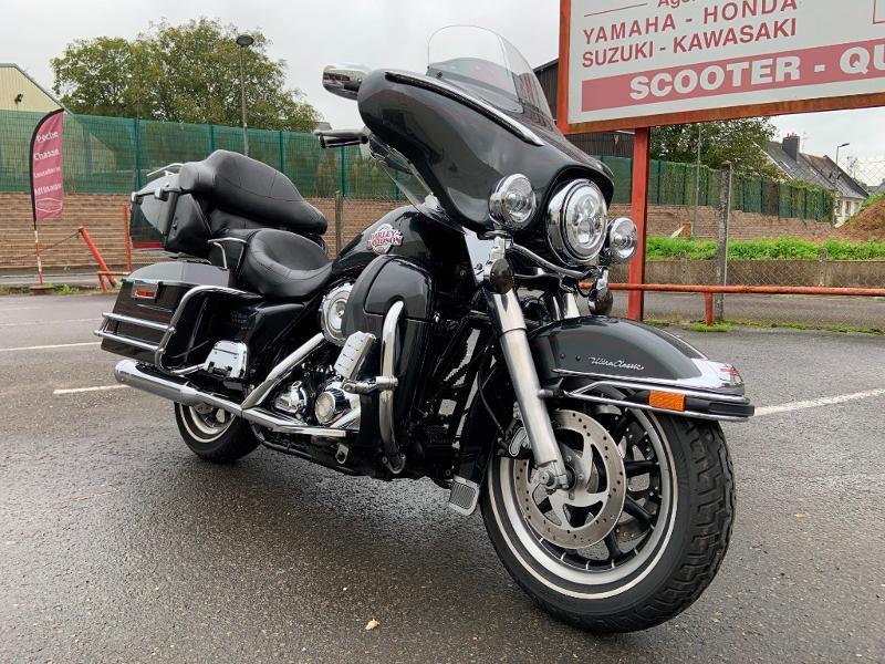 Photo 2 de l'offre de HARLEY-DAVIDSON Electra GLIDE ULTRA CLASSIC 1584 à 11490€ chez Franck motos