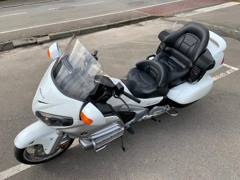 Photo 7 de l'offre de HONDA GL Goldwing 1800 C-ABS 2012 à 15890€ chez Franck motos