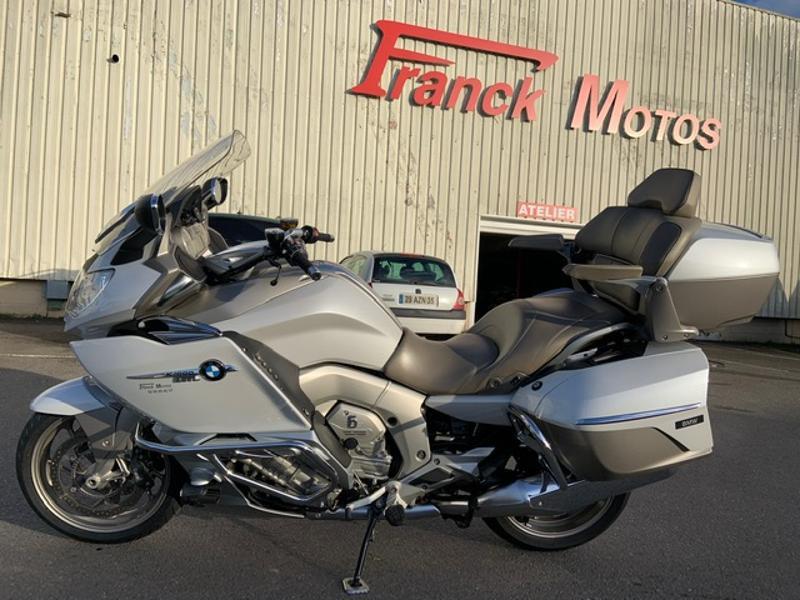 Photo 5 de l'offre de BMW K 1600 GTL Exclusive à 13900€ chez Franck motos