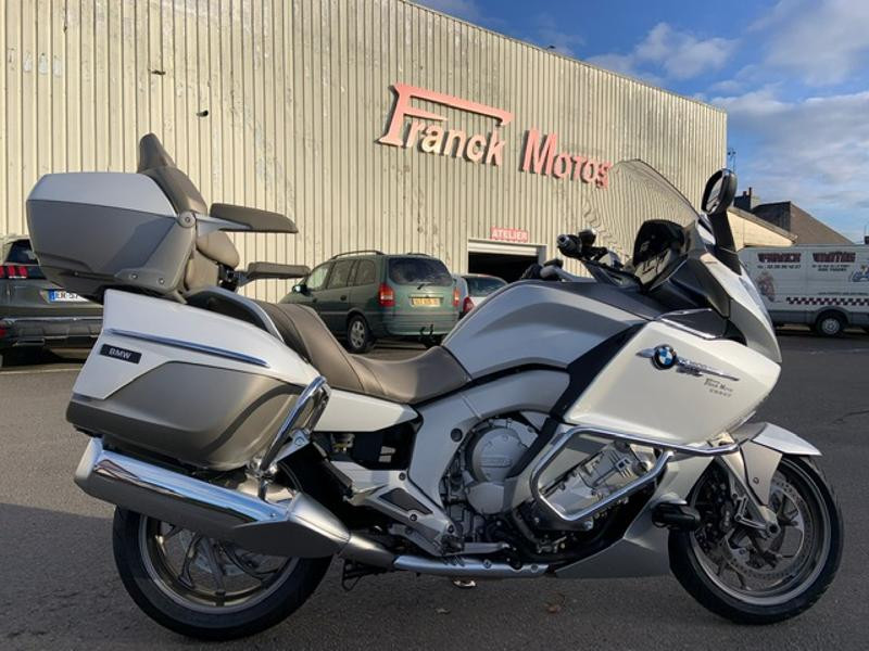 Bmw K 1600 GTL Exclusive Essence BLANC NACRE Occasion à vendre