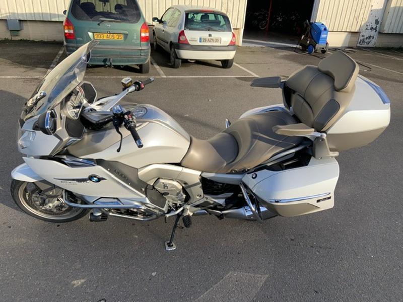 Photo 6 de l'offre de BMW K 1600 GTL Exclusive à 13900€ chez Franck motos