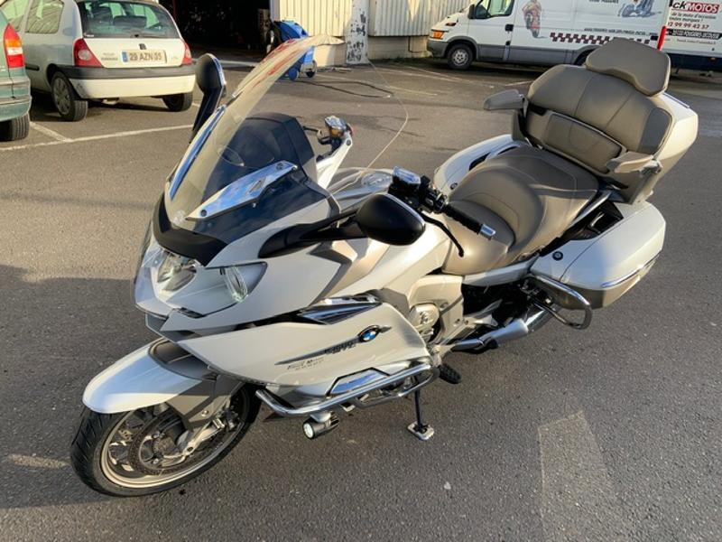 Photo 8 de l'offre de BMW K 1600 GTL Exclusive à 13900€ chez Franck motos