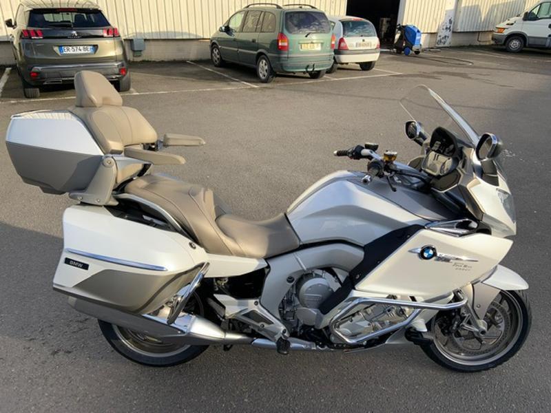Photo 2 de l'offre de BMW K 1600 GTL Exclusive à 13900€ chez Franck motos