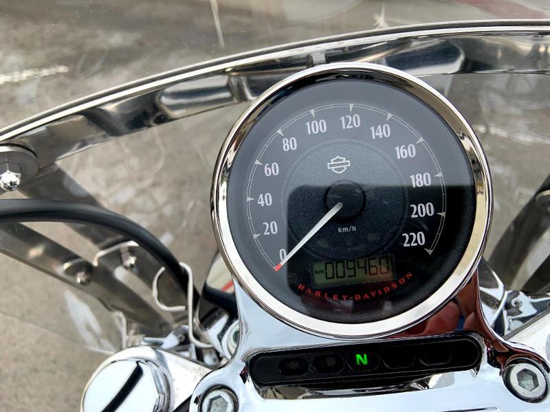 Photo 10 de l'offre de HARLEY-DAVIDSON Sportster 1200 T Superlow 1ERE MAIN à 11290€ chez Franck motos