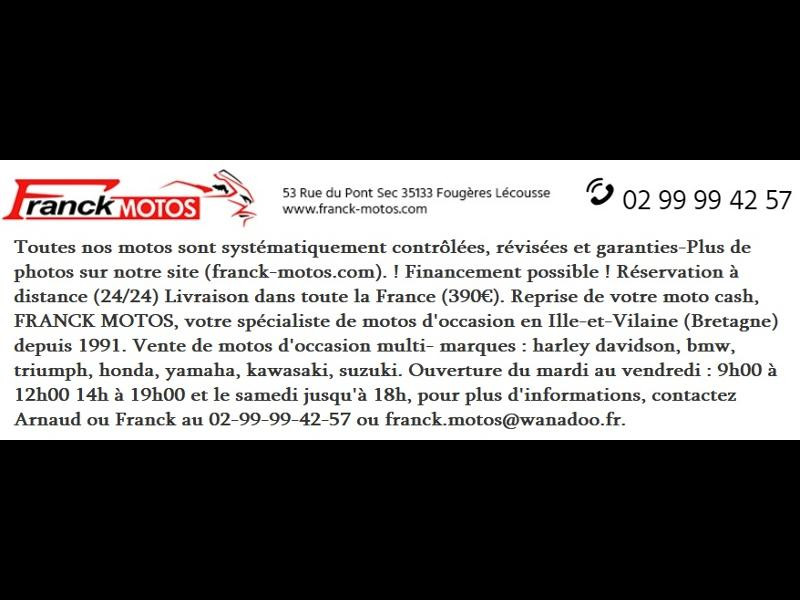 Photo 11 de l'offre de BMW R 1250 GS Adventure full Style Exclusif 1ere main à 22990€ chez Franck motos