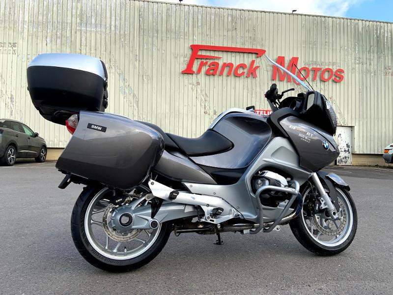 Bmw R 1200 RT 2ACT ABS Int. Sport + Pk 3 Essence GRISE Occasion à vendre