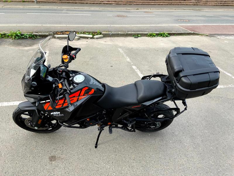 Photo 8 de l'offre de KTM Super Adventure 1290 S ABS à 13890€ chez Franck motos